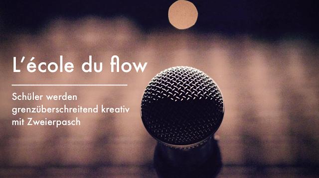 Ecole du Flow : le HipHop fait école